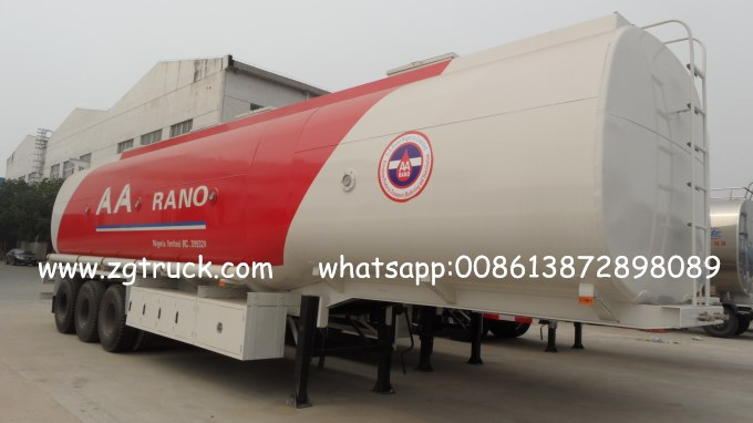 CLW9409 fuel tank semi-trailer