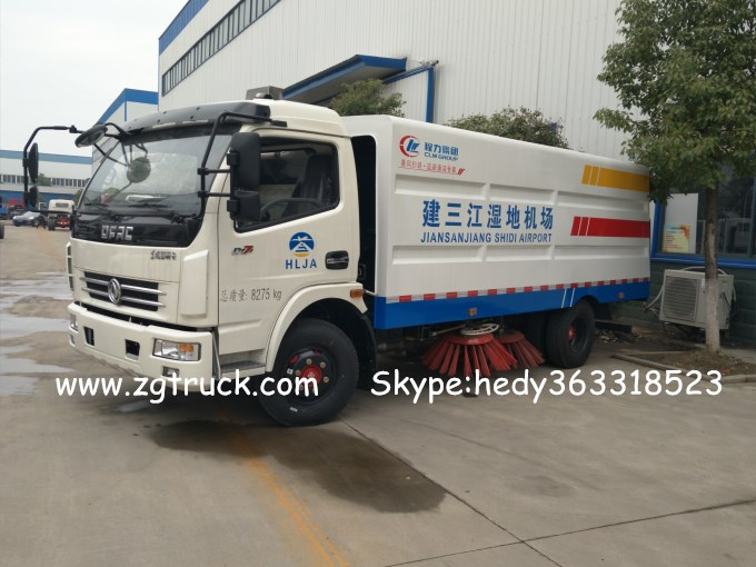 Dongfeng DLK road sweeper